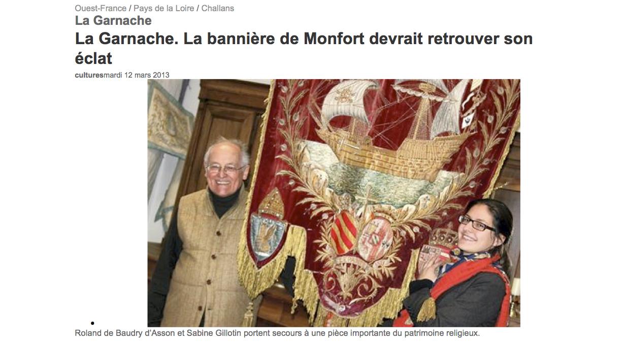 Ouest France pays de la loire