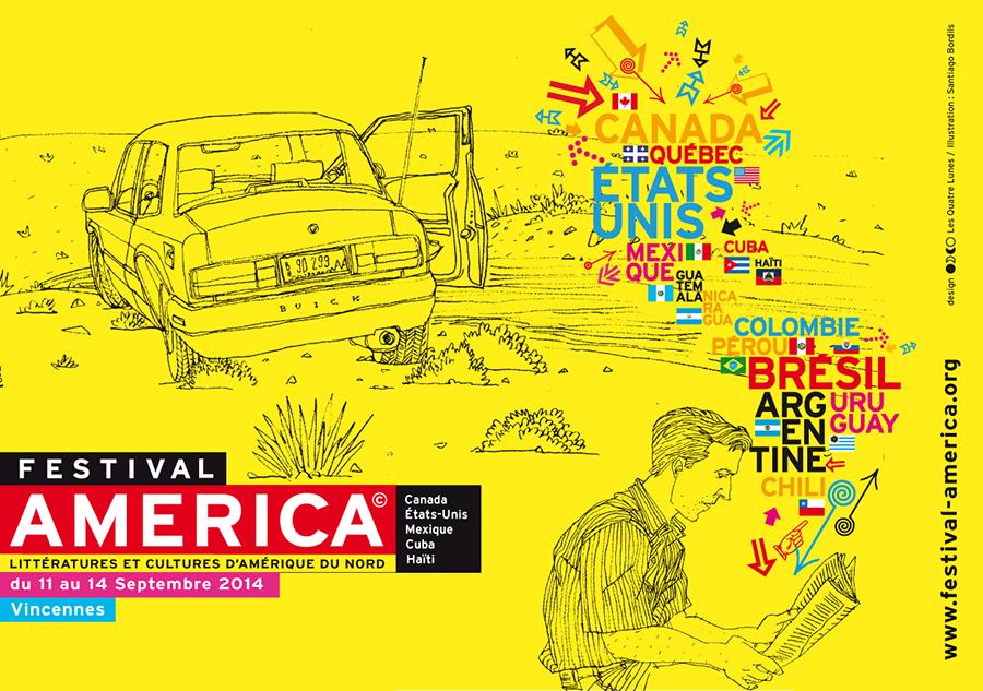 Image du festival America